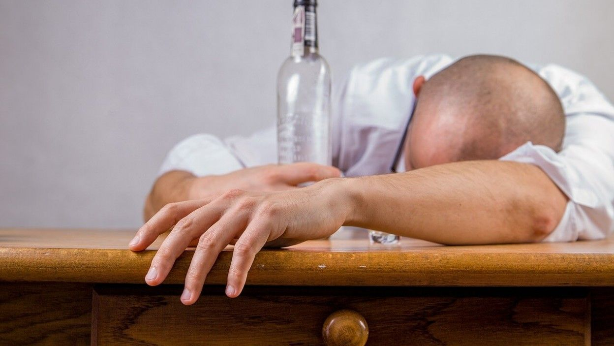 alcohol related conditions in men